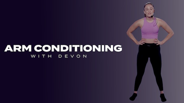 Arm Conditioning