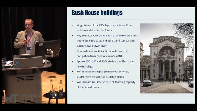 6.2 From Concept to Post-Occupancy Evaluation- The Bush House Story