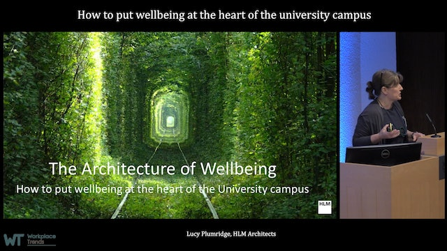 3.5 How to put wellbeing at the heart of the university campus