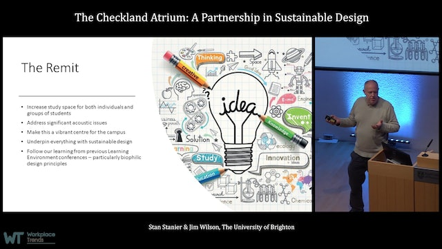 3.4 The Checkland Atrium: A Partnership in Sustainable Design