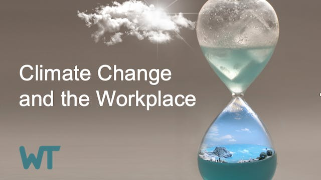 Buy or Rent Only: Climate Change & Workplace 2020