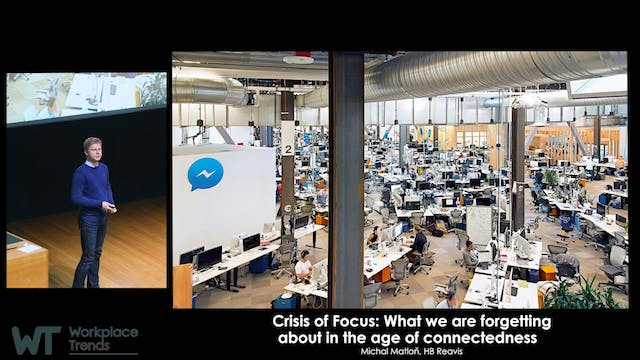 5.9.1 Crisis of Focus: What we are fo...