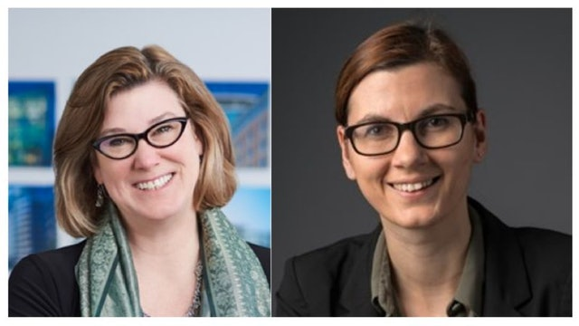 The New Inclusivity: Kay Sargent & Julie Lecoq, HOK