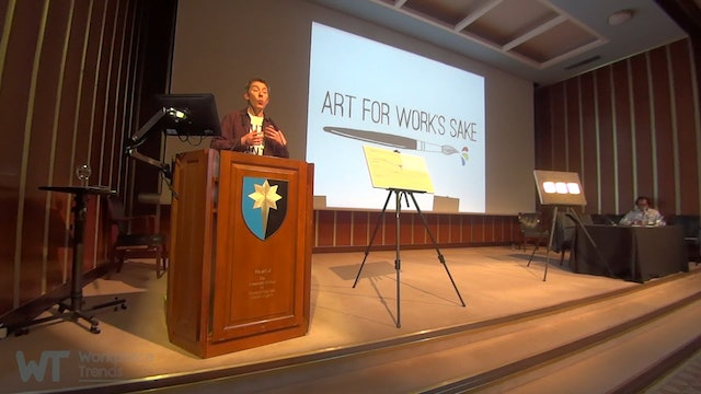 7.9.3 Art for Work's Sake: The benefits of creativity in the workplace