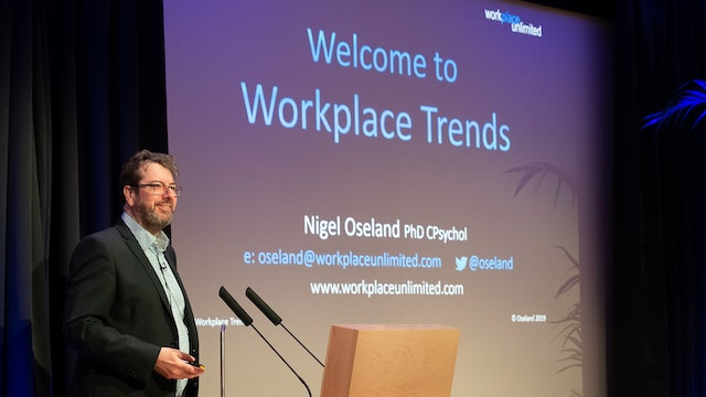 Workplace Trends Sessions