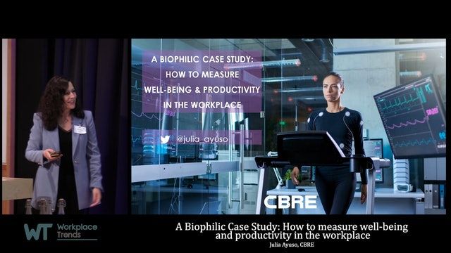 4.3 A Biophilic Case Study: Wellbeing & productivity in the workplace