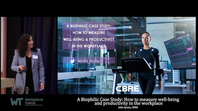 4.3 A Biophilic Case Study: Wellbeing...