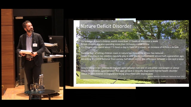 6.5 Biophilic Design- Improving the human connection with nature in HE estates