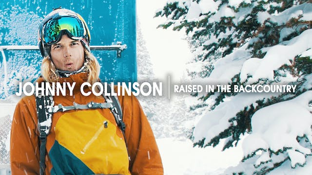 Johnny Collinson | Raised in the Back...