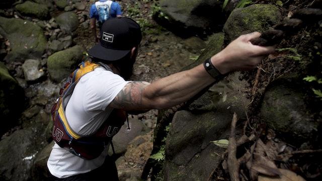 Running the Waitukubuli Trail with Kyle Dietz