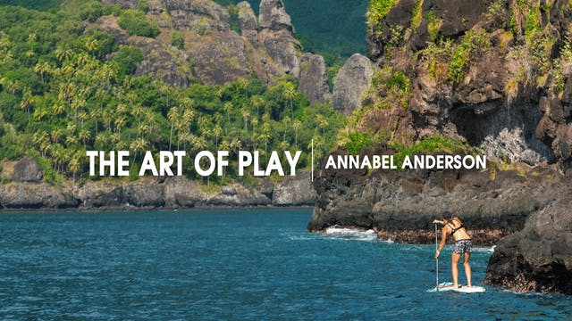 The Art of Play   Annabel Anderson