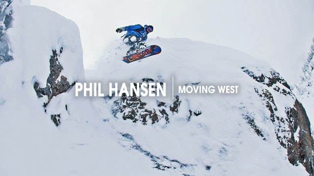 Phil Hansen | Moving West