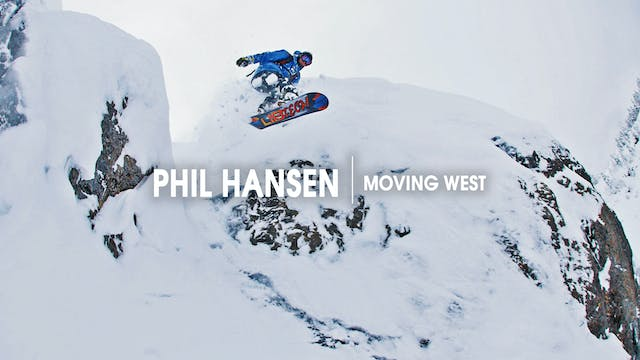 Phil Hansen | Moving West