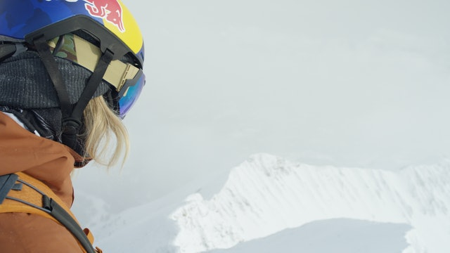Johnny Collinson takes on The Big Couloir