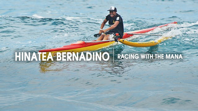 Hinatea Bernadino | Racing with the Mana