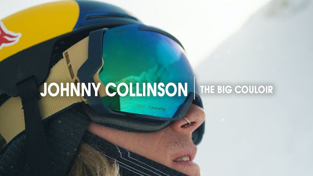 Johnny Collinson takes on The Big Cou...