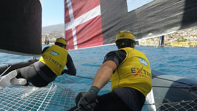 Extreme Sailing Series - Madeira