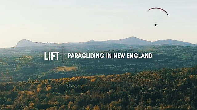 Lift | New England Paragliding