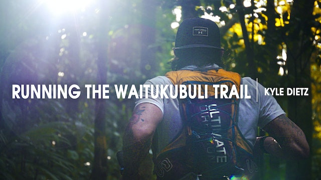 Running the Waitukubuli Trail with Kyle Dietz
