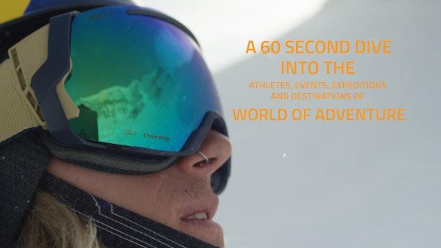 World of Adventure   :60 Stories