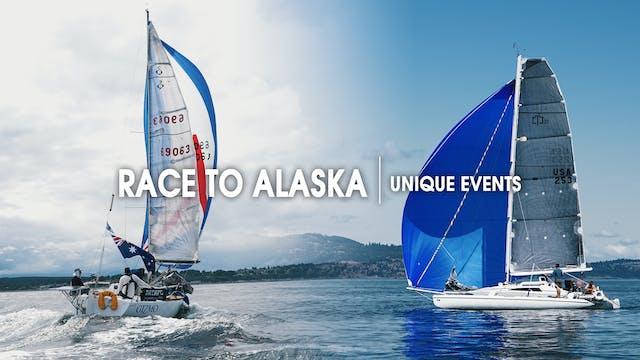 Unique Events [3 of 4]: Race To Alask...