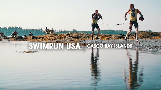 SwimRun USA | Casco Bay Islands