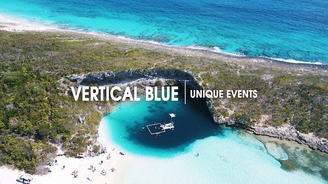 Unique Events [2 of 4]: Vertical Blue...