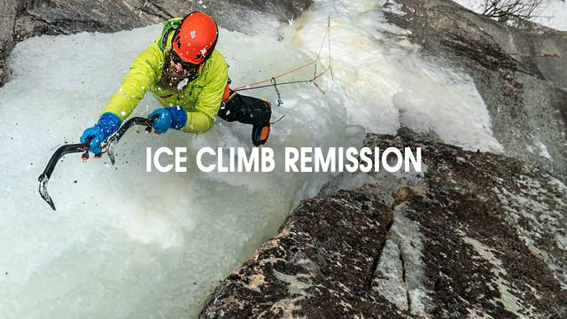 Ice Climbing Remission