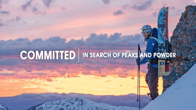 Committed | In Search of Peaks and Powder