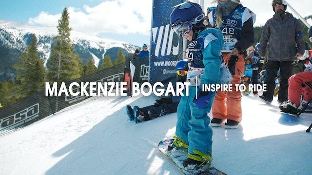 Mackenzie Bogart | Inspired to Ride