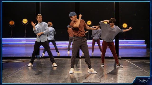 Urban Dance - 06. Urban Dance Combo