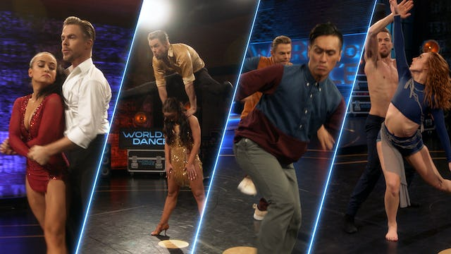 World of Dance Master Class: All Four Classes