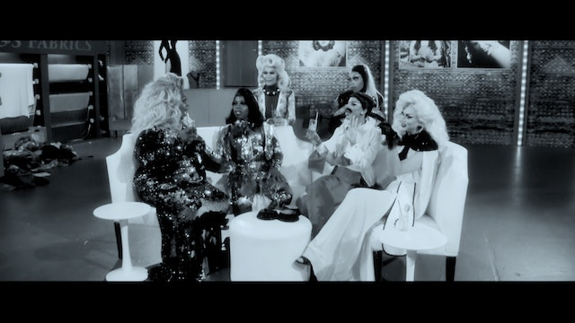 "BEHIND THE SCENES: RuPaul's Drag Race All Stars 4 - ""Sixth Elimination"""