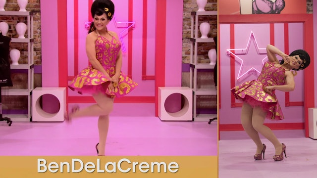 All Stars 3 Workroom Entrances: Fashion Photo RuView 505