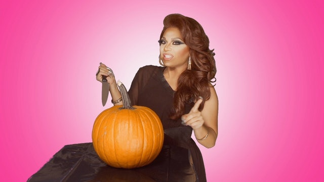Vivienne Pinay's Halloween Takeover