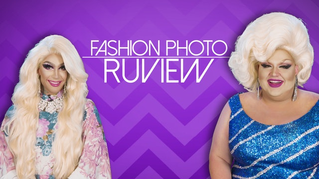 Eureka and Kameron: Fashion Photo RuView 541