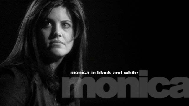 Monica in Black and White