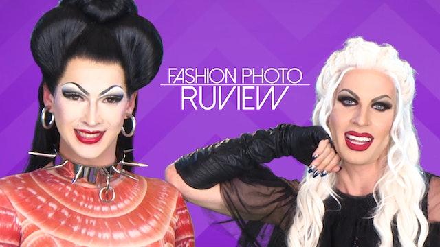 Violet and Katya: Fashion Photo RuView 539