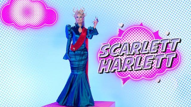 Scarlett Harlett