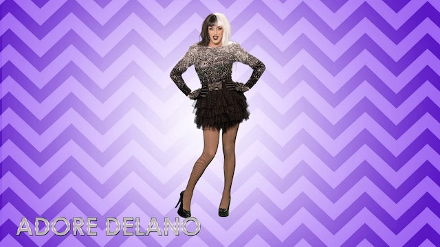 Glamazon by Colorevolution: Fashion Photo RuView 107