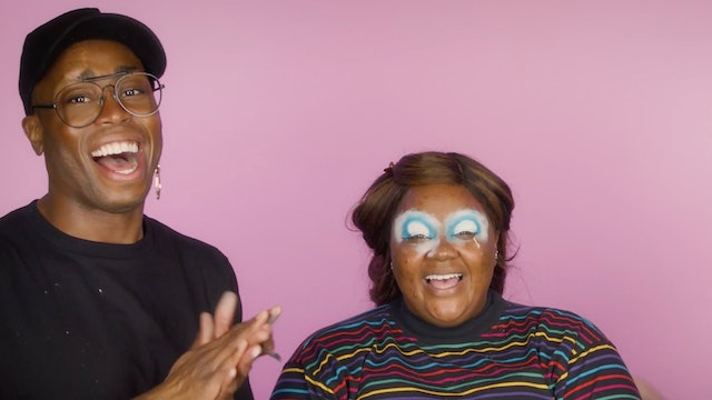 Monique Heart and Nicole Byer