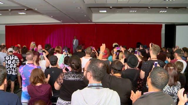 RuPaul's Keynote Speech: RuPaul's Dra...