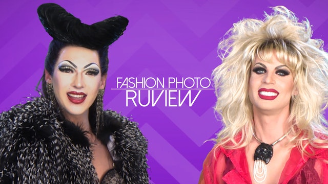 Violet and Katya: Fashion Photo RuView 536