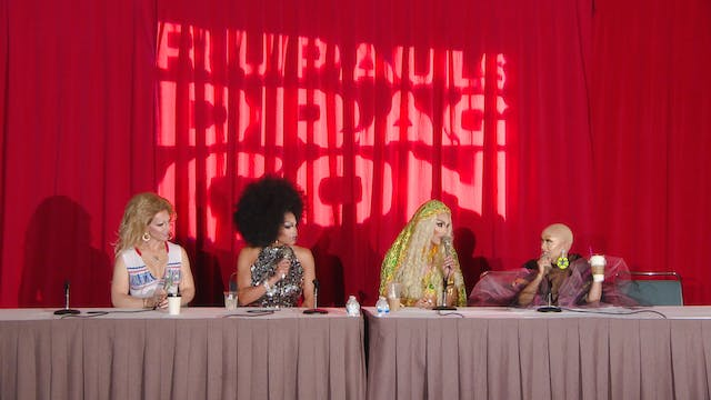 Wait, What?!: RuPaul's DragCon LA 2018
