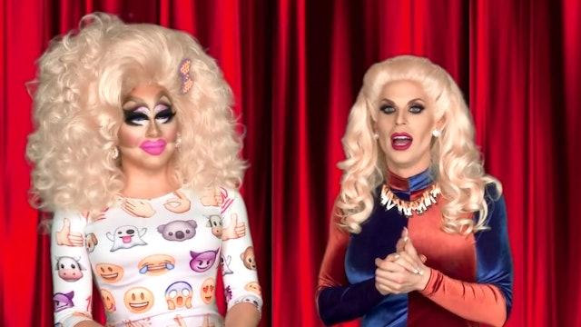 Katya Zamo & Trixie Mattel