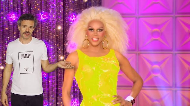 SPOILER ALERT: RuPaul Book Ball