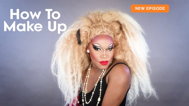 Asia O'Hara: How To Makeup 217