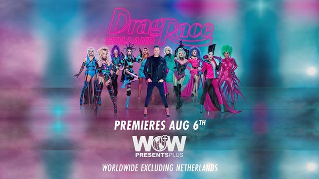 Drag Race Holland Season 1 Queens Rea...