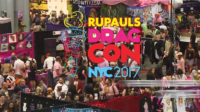 Queens of New York: RuPaul's DragCon ...