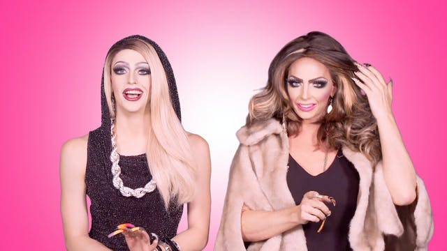 Imitations Featuring Laganja Estranja